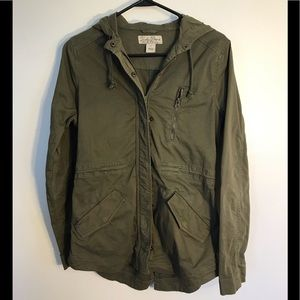 Lucky military style jacket